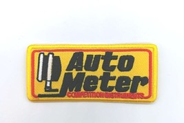 AUTO METER    CLOTH PATCH Iron On      - $2.82