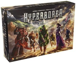 Asmodee HYB01USASM Hyperborea Board Game - $28.79