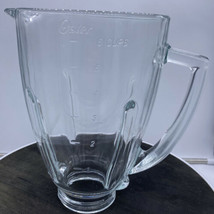 Glass Replacement for Oster Blender Jar 6 Cup 1.25 Liter  - $14.00