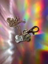 Best friends owner and pet collar charm / pet collar charm / collar accessories  image 5