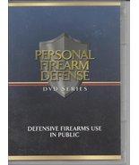Defensive Firearms Use In Public - Personal Firearm Defense [DVD] - $9.28