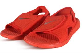 Nike Sunray Adjust 4 (GS/PS) Boy's Grade School (Big Kids) Sandals 38651... - $27.99