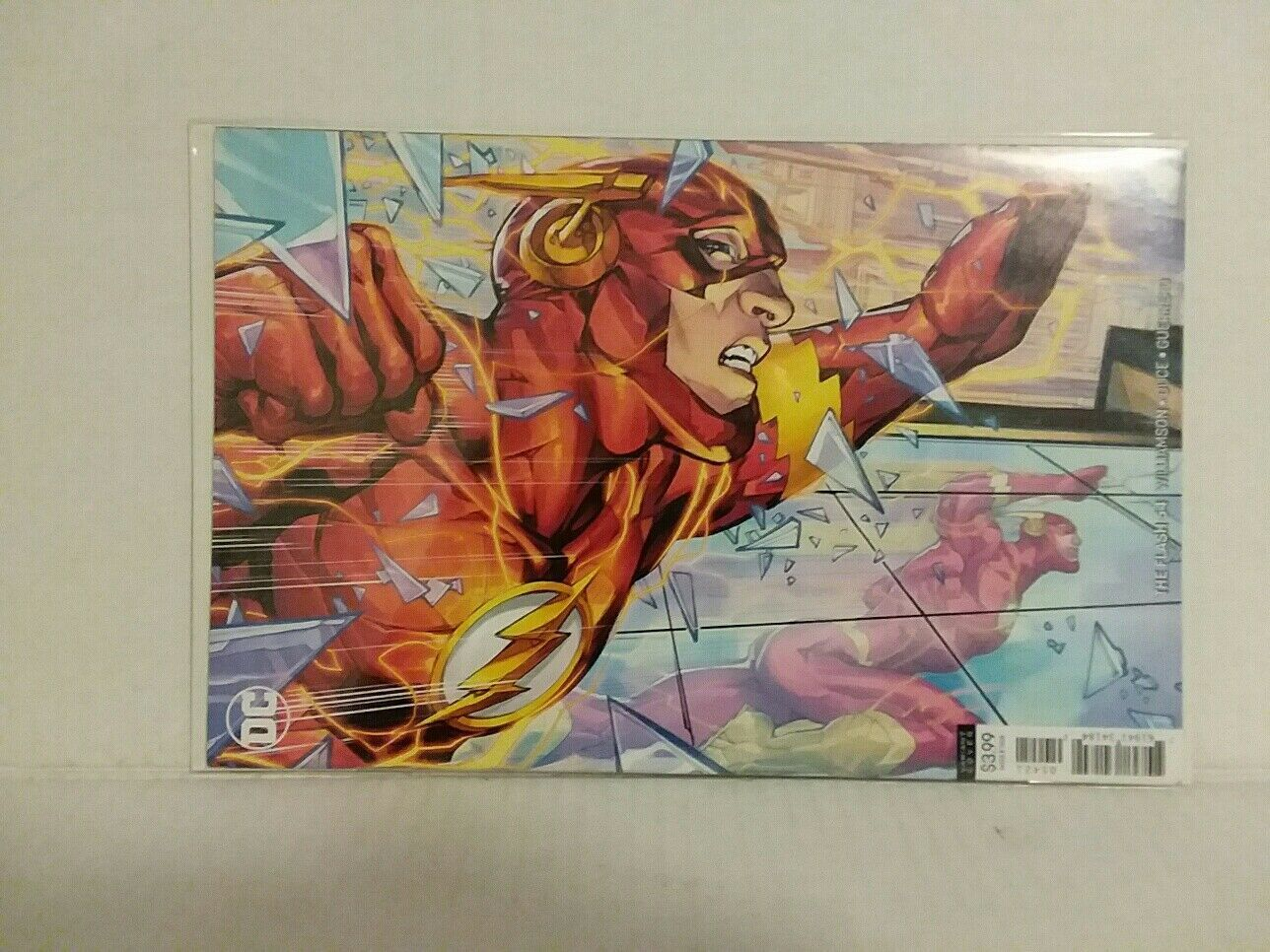 THE FLASH #51, 52 AND 54 + VARIANT #54 - FREE SHIPPING