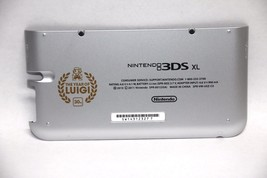 THE YEAR OF LUIGI Nintendo 3DS XL Housing Back Bottom Battery Cover Shel... - $8.99