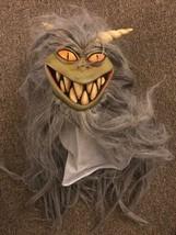 2002 Paper Magic Full Head Demon Mask Halloween Horror - £15.22 GBP