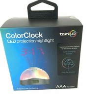 Tzumi Aura LED Projection Nightlight - $15.20