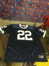 Penn State Nittany Lions Blue White Nike Football Jersey Youth XL Excell... - $17.81
