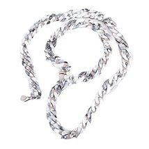 Pigeon Fleet Grey White Acrylic 23 inch Fishbone Bag Chain Shoulder Bag ... - $17.78