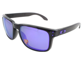 Oakley Sunglasses Ink Collection Holbrook Black Ink w/Violet Irid Polr O... - $156.75