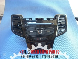 2014 FORD FIESTA RADIO CONTROL PANEL C1BT-18K811HB-OEM