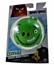 Angry Birds Vinyl Figures Lot of 4 Leonard, Chuck, Bomb and Red New Collectible image 4