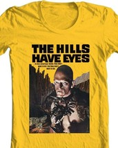 The Hills Have Eyes T Shirt Wes Craven retro vintage horror movie graphic tee image 2