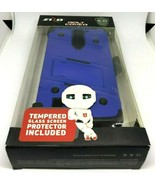 Zizo Bolt Cover Phone Case For LG K7 Blue New Designed for Ultimate Prot... - $11.29