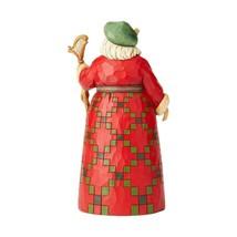 "Jim Shore Irish Santa  Around the World Collection 7.1"" High Christmas Figure image 2"