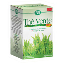 ESI - THE VERDE - GREEN TEA - HELPS TO CONTROL BODY WEIGHT - 500 mg - 60... - $28.00