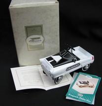 Hallmark Galleries Kiddie Car Classics 1956 GARTON Dragnet Police Car QH... - $24.70