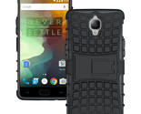 Shockproof armor kickstand phone cover case for oneplus 3 black p20160704143024112 thumb155 crop