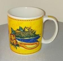 HILO HATTIE Mug / Oahu / Hawaii / Coffee / Tea / 2002 - $24.74
