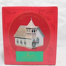Sarah, Plain And Tall Collection: Country Church Scene (Hallmark) - $17.77