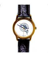 Florida Marlins Official Bulova Sportstime Unworn Thin Dress Watch Very ... - $97.86