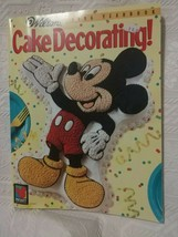 Wilton Cake Decorating 1996 Yearbook Magazine Paperback  Book Mickey Unlimited - $9.49