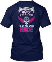 I Got My Own Bike -lady Foxy Biker This Bitch Didn't Hanes Tagless Tee T-Shirt - $16.99