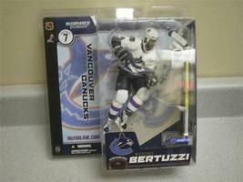 Mcfarlane Sport Figurine Vancouver Canucks- Todd Bertuzzi- 7- Tout Neuf-... - $9.74