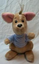 """Walt Disney Parks VINTAGE Winnie the Pooh ROO KANGAROO 9"""" Plush STUFFED ... - $29.70"""
