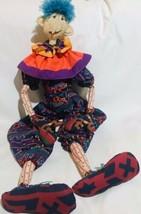 "Handmade Southwest Troll Doll 35"" Plush Magical Decor - $29.69"