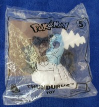 McDonald's Pokemon Thundurus Toy #5 2018 - $4.94