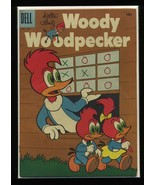Woody Woodpecker #40 VG 1956 Dell Comic Book - $5.12