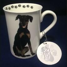 Mug Cup Doberman Dog Ceramic Coffee Tea Pets Dimensions 9oz - $15.84