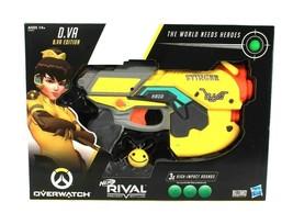 Hasbro Nerf Rival Overwatch D VA B VA Edition Blaster & 3 High Impact Rounds - $43.99
