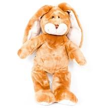 "Build a Bear Lil Floppy Bunny Plush 15"" VTG 2003 Tag Brown Rabbit Stuffed BABW - $21.64"