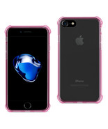 Reiko iPhone 7/8/SE2 Clear Bumper Case With Air Cushion Protection In Cl... - $12.68