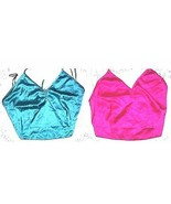 The Limited Silk Halter Tops Lot of 2 100% Silk Halter Tops NWT$58 Size... - $29.92