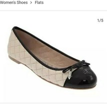 Sam Edelman Women's Becka Quilted Leather Flats 6 - $15.80