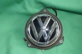 12-16 Volkswagen VW Beetle Trunk Lid Emblem Badge Lock