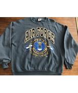 Vintage USAF Air Force Sweatshirt Pullover Crewneck Men's  Size: XL NWOT... - $28.49