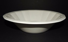 """Homer Laughlin Classic White Colonial 9"""" Serving Bowl Dover Ironstone CW... - $29.69"""