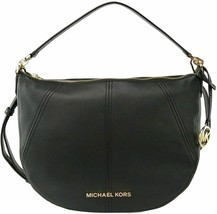 Michael Kors Bedford Medium Convertible Shoulder Bag in Black - $163.35