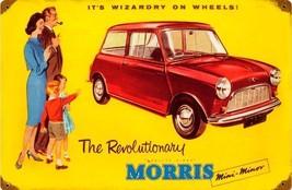 Morris Mini-Minor Vintage Metal Sign - $24.95