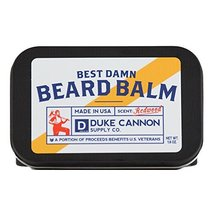 Duke Cannon Beard Bundle: Best Beard Oil, 3oz + Beard Balm, 1.6oz / Made with Na image 4