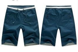 Men's casual pants in 5 minutes of pants cotton beach pants image 7