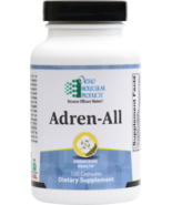 Ortho Molecular Products Adren-All 120 Capsules - $59.00