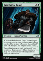 Magic The Gathering-Shadows Over Innistrad-Briarbridge Patrol  - $0.15