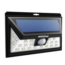 [Nouvelle Version] 24 LED Lampe Solaire Extétieur Etanche Mpow Luminaire... - $33.61