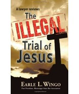 THE ILLEGAL TRIAL OF JESUS   CHICK PUBLICATIONS    EARLE L. WINGO   ILLU... - $9.21