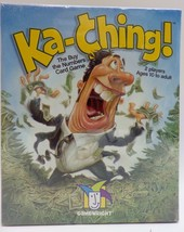 Ka-Ching The Buy the Numbers Card Game by Gamewright NIB - $29.05