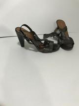 Franco Sarto Heels 8.5m Womens Buckle - $18.05